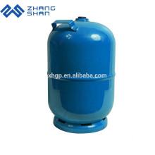 Propan-Butan-Gas-leere 5-kg-Gasflasche von höchster Qualität und schneller Lieferung