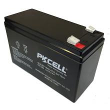 Batería de respaldo Batería sellada sin plomo 12V 9Ah Baterías recargables sin mantenimiento