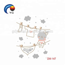 Waterproof Tattoo Sticker with Lovely style for Children