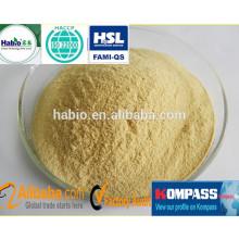 Enzima lipasa de alta calidad para lipozima aditivada de pollo