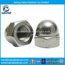 DIN1587 Stainless Steel Hexagon Acorn Cap Nut Made In China