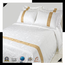 100% Cotton or T/C 50/50 Jacquard Hotel/Home Bedding Set (WS-2016280)