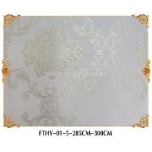 Feitex papier peint intérieur de haute qualité, papier peint murs vivants, papier peint mural tv