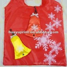 Faltbare Polyester-Tasche