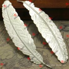Серебряное перо металла Закладка Европейский подарок поощрения стиль (BM11)