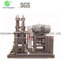 0.1-25MPa Давление Азотный газ N2 Компрессор для повышения давления