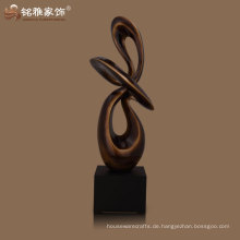 große figurative Abstraktion Skulptur für Innendekoration
