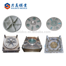 Factory direct sales quality assurance design and processing washing machine mold for bottom base