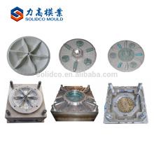 Molde de injeção de peça de máquina de lavar roupa plástica