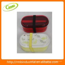 Recipiente de plástico alimentar (RMB)