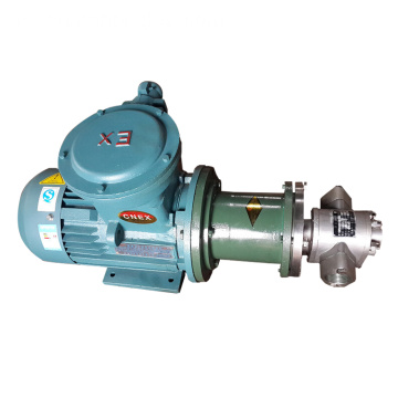 Kcb Series Magnetic Stainless Steel Gear Pump Pump