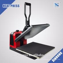 Factory Price Manual 40 * 50cm t-shirt quente máquina de imprensa de calor t-shirt à venda em qatar