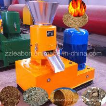 Máquina pellet de pellets de paja plana usada en plantas (KAF-450)