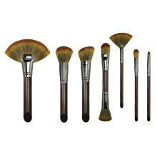 Ensemble professionnel de 7 brosses