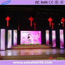 Publicité polychrome d'affichage de panneau d'affichage à LED de location d'intérieur de P4.81