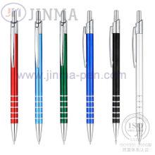 The Hot Promotion Gift Plastic Ball Pen Jm-1027