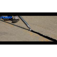 Equipo de mantenimiento máquina de pavimentadora de asfalto para fundición de sellado de grietas FGF-100