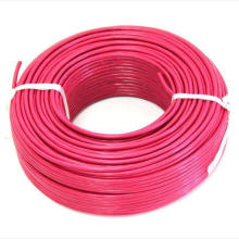 2.5mm 4mm 6mm copper wire PVC Insulation Electrical House wiring electric cable