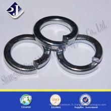 Shanghai Jinrui ANSI B18.21.1 Rondelle à ressort en acier inoxydable