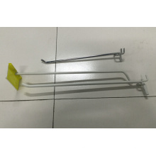 Supermarket Hanging Display Rack Metal Shelf Hook for Sale