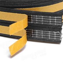 EPDM Klebstoff-Trägerfolie Gummistreifen