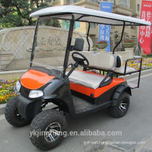 250CC 4 seater(2+2) Golf Cart