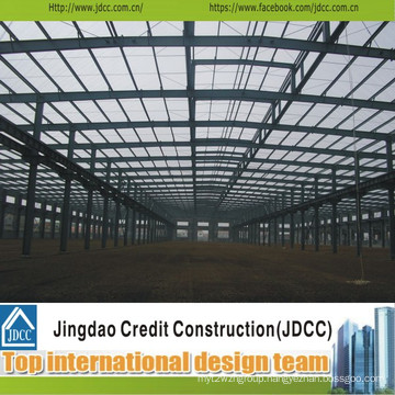 Professional and High Quality Steel Structural Warehouse Building Jdcc1026