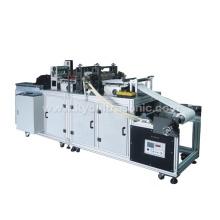 Ультразвуковая косметическая полукруглая машина для производства ватных дисков