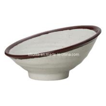 "100% Melamine Dinnerware- ""Thousand of Mountain""Series Wave Plate/High-Grade Melamine Tableware (CSA76)"