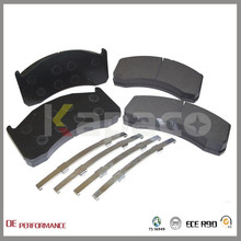 WVA 29137 Kapaco Hot Seling Aftermarket Brake Pads Front Axle OE 2 076 811 5 For Volvo Truck