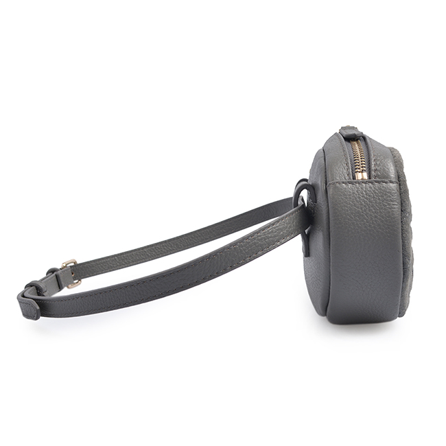 fanny pack multifunctional waist belt bag with gold chain belt