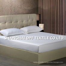 Shanhai DPF Textile Co. Ltd 100% Cotton Satin Fitted Sheet
