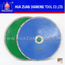 350mm Sintered Ceramic Cutting Discs and 300mm Green Fishhook J Slot Shaped Ceramic Saw Blade