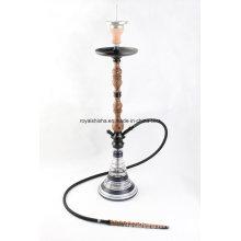 China New Shisha Narghile Smoking Pipe Wood Hookah