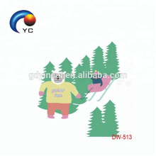 Safety Kids Tattoo Sticker with Lovely Mouse for Playing