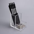 Прозрачный акриловый держатель для ручек для стола