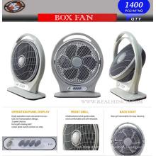 Ventilateur de boîte axiale avec ventilateur de haute qualité 14 pouces
