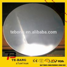 China henan low price aluminum circle for utensils/cookwares