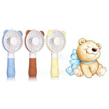 USB Wiederaufladbare Mini Tragbarer Handheld Cute Bear Fan
