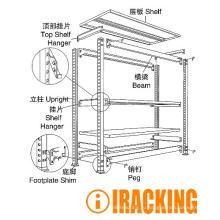 Промышленные вешалки хранения (ИРК)