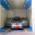 Mercancías pacientes pacientes automotrices del pasajero del cargo que construyen la elevación mayor del coche eléctrico