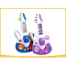 Qualität spielt elektronische musikalische Gitarre Baby Toys