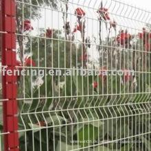 pvc beschichtete Holand Maschendrahtzaun (Fabrik)