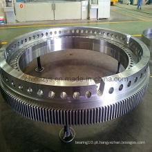 Plataforma giratória giratória giratória de rolamentos giratórios Zys-014.20.644 / 744 da China Zys