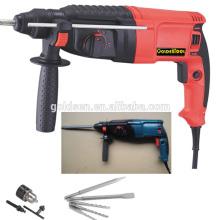 26mm 800w Handheld Power Rotary Hammer Demolition Breaker Tragbare elektrische Bohrmaschine Hammer
