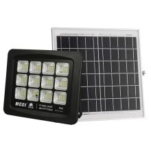 Proyector solar que puede controlarse de tres maneras.