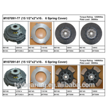 "American Mack Truck Parts Kit de embrague de hierro fundido de 15 1/2 ""CD128431"