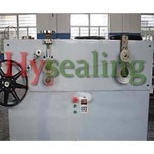 Machine en forme de bande métallique pour joint Swg Hy étanchéité