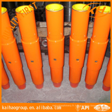 API Oilfield Kelly Valve, Kelly Cock, vanne de sécurité de tuyaux de forage