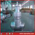High Pressure Cast Steel Pressure Seal Gate Valve